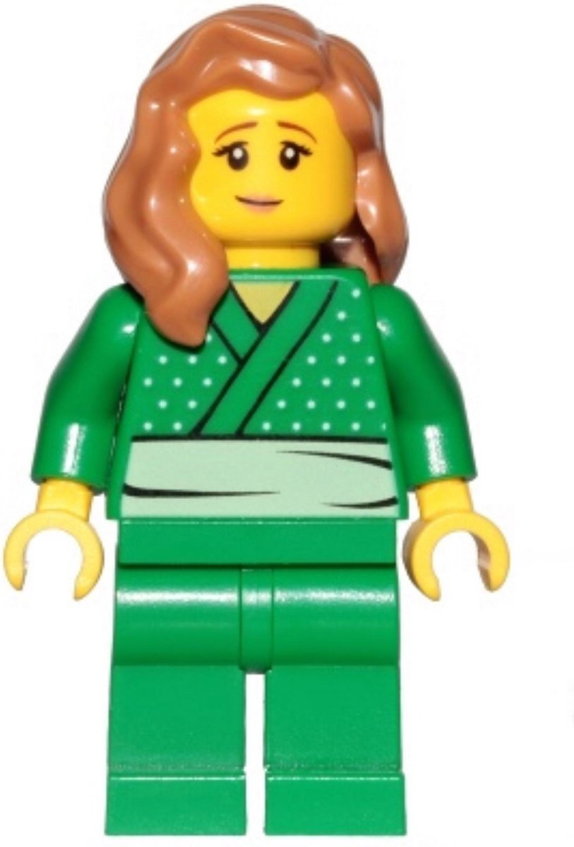 LEGO Ninjago Betsy minifiguur NJO434