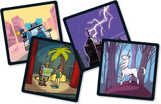 Thumbnail van een extra afbeelding van het spel Storiez Kaartspel