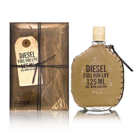 DIESEL (public) Fflh Edt Sp125ml With Pouch - Diesel