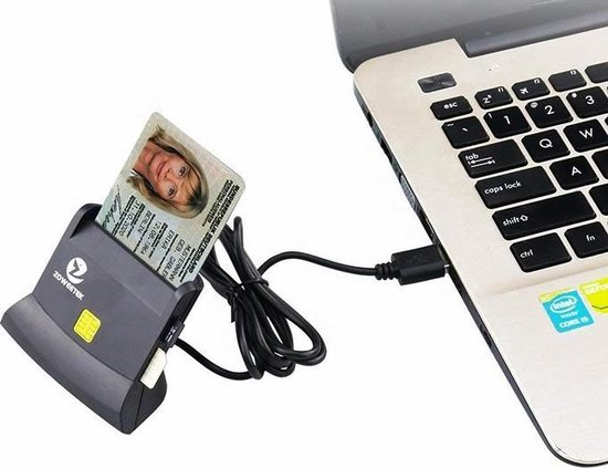 bol  zoweetek eidlezer  card reader  belgië