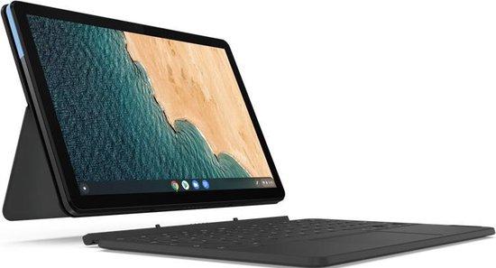 Lenovo Ideapad Duet Chromebook CT-X636F ZA6F0027NL - Chromebook - 10.1 Inch