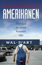 Boek cover Amerikanen van Steven de Foer