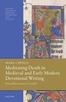 Meditating Death in Medieval and Early Modern Devotional Writing