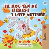 Ik hou van de herfst I Love Autumn