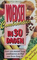 Voedselcombinaties in 30 dagen