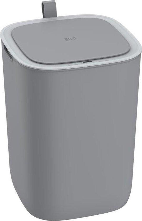 EKO - EKO Morandi smart sensor afvalbak 12L grijs