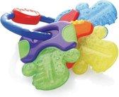 Afbeelding van Nûby bijtspeeltje Koelbijtsleutels - blauw - 3m+ speelgoed