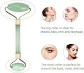 ProHealth Jade Roller  Gezichtsmassage Roller - Groen - anti-aging