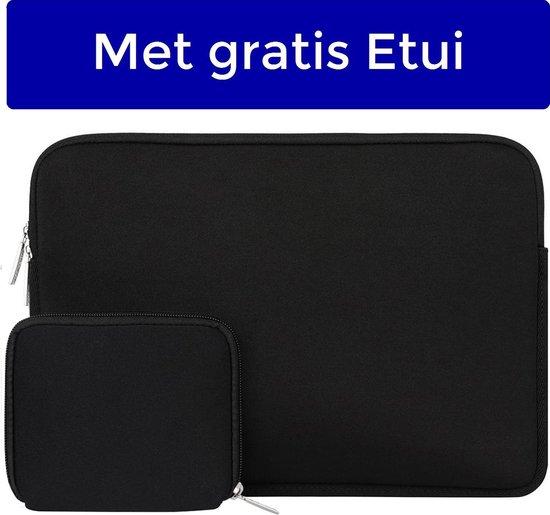 Laptop Sleeve 14 inch (Laptophoes) zwart van ZEDAR®