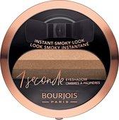 Bourjois 1 Seconde Oogschaduw - 02 Brun-ette A-Dorée