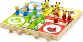 Viga Toys  Ludo - Klasssiek Spel