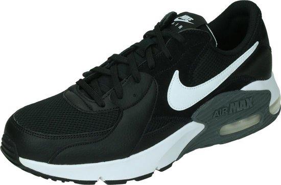 Nike Air Max Excee Heren Sneakers - Black/White-Dark Grey - Maat 42.5