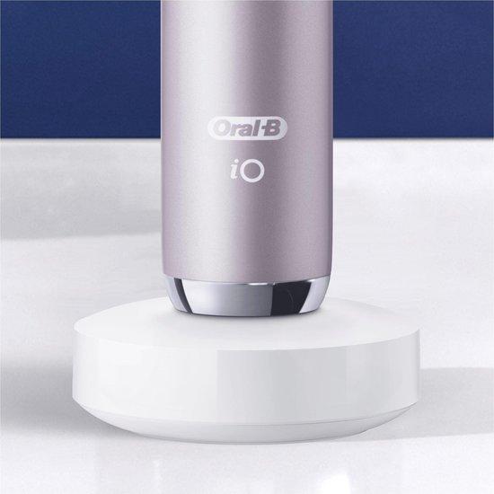 Oral-B iO - 9n - Elektrische Tandenborstel - Roze