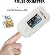 Digitale zuurstof saturatiemeter Oxy+