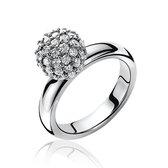 Zinzi ZIR54456 Ring - Zilver - Maat 56