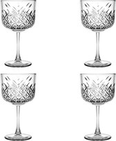 Pasabahce Timeless Gin Tonic Glazen - 50 cl - 4 stuks