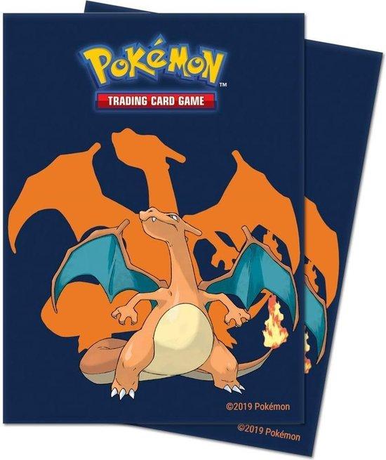 Afbeelding van het spel Pokemon TCG Charizard Deck Protector Sleeves
