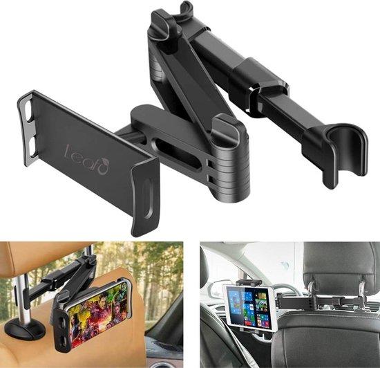 LeafU iPad houder - Tablet houder auto hoofdsteun - Nintendo Switch/Telefoonhouder auto
