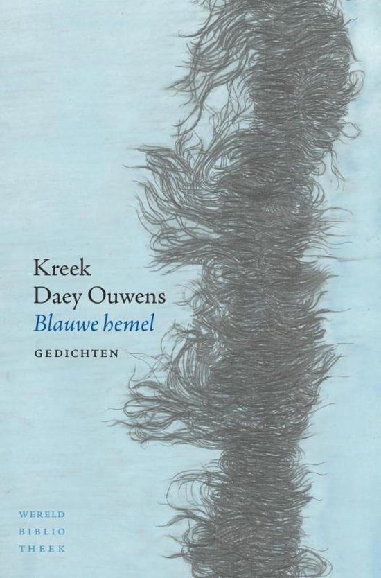 Blauwe hemel - Kreek Daey Ouwens |