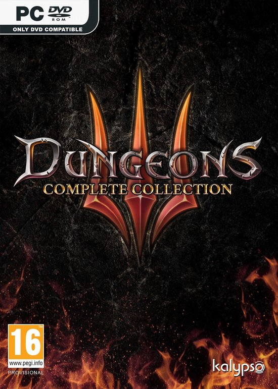 Dungeons 3 – Complete Edition – PC