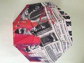 Y Not paraplu manueel supermini Skyline Rome 55369