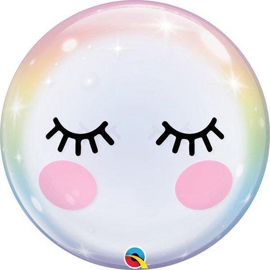Bubble Unicorn ogen
