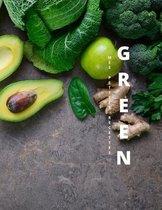 Mes petites recettes green