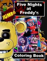 Five Nights at Freddy's JUMBO Coloring Book