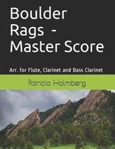 Boulder Rags - Master Score