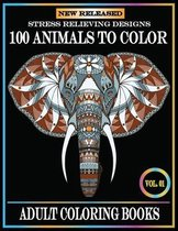 100 Animals To Color