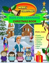 Kids Fun Learning Christmas Book