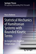Statistical Mechanics of Hamiltonian Systems with Bounded Kinetic Terms