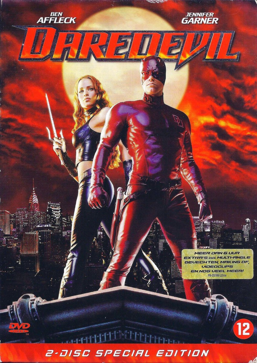 Daredevil (2DVD) (Special Edition) - Movieplay