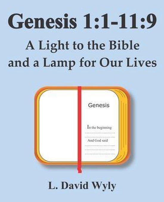 Boek cover Genesis 1 van L David Wyly (Paperback)