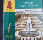 Mozart - Notturni - Adagios / Horn Duos