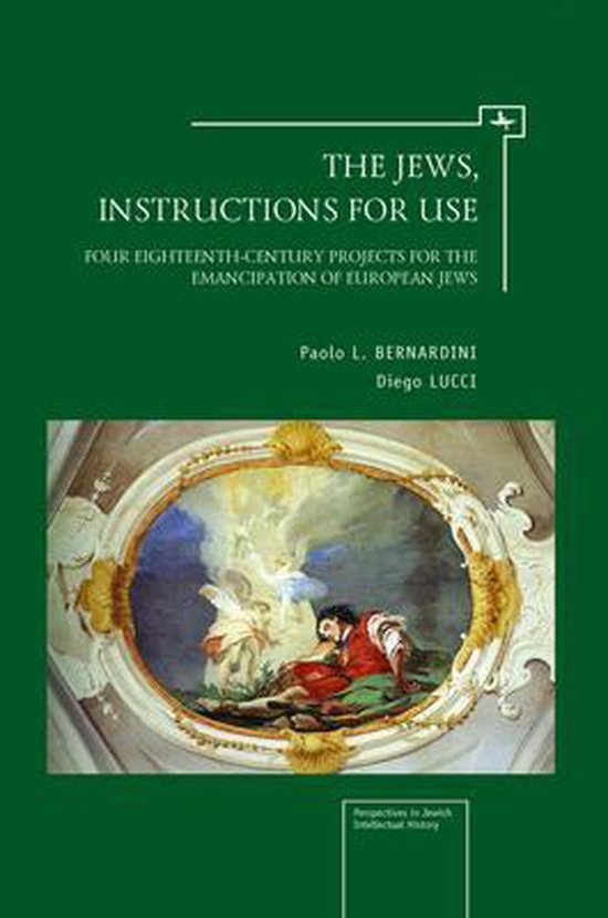 Boek cover The Jews, Instructions for Use van Paolo L. Bernardini (Hardcover)