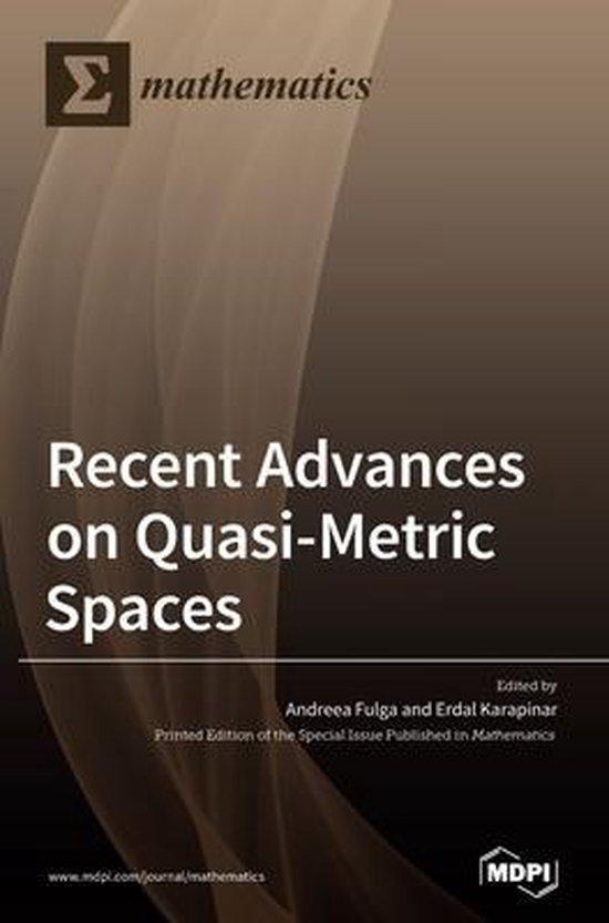 Recent Advances on Quasi-Metric Spaces