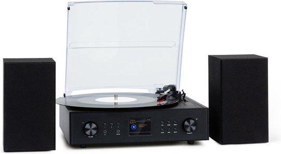 Bol Com Stereo Set Auna Stereo Set Met O A Internet Radio Dab En Dab Fm Tuner