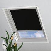Dakraam Rolgordijn Trend Verduisterend Black voor Velux: M04  / 1 / 304