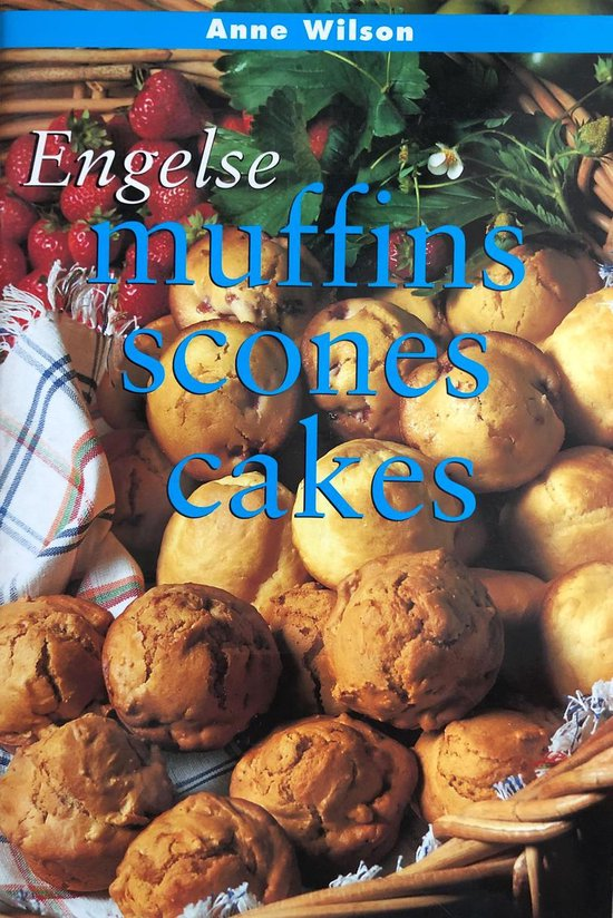 Minikookboekje - Engelse muffins, scones & cakes - Anne Wilson |