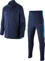 Nike Trainingspak - Maat M  - Mannen - navy/blauw/roze