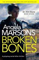 Omslag Broken Bones