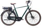 Bol.com-Villette l' Amour elektrische fiets Nexus 8 naaf middenmotor donkergroen 54 (+3) cm 13 Ah accu-aanbieding