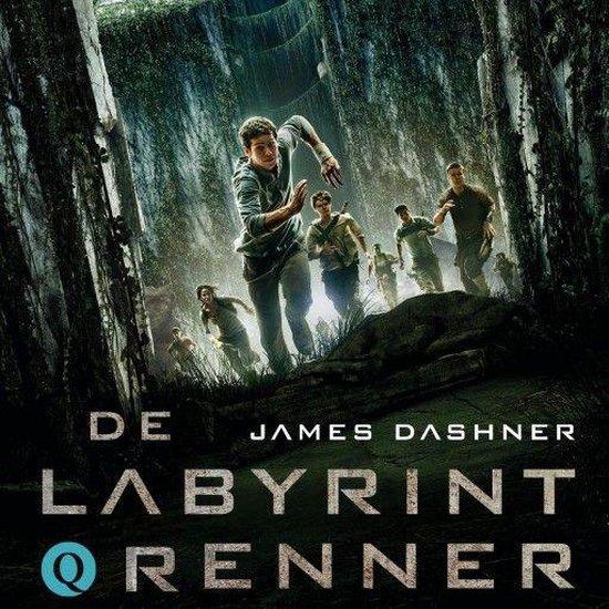 Boek cover De labyrintrenner van James Dashner (Onbekend)