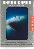 Kikkerland Shark Cards
