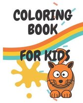coloring book for kids: