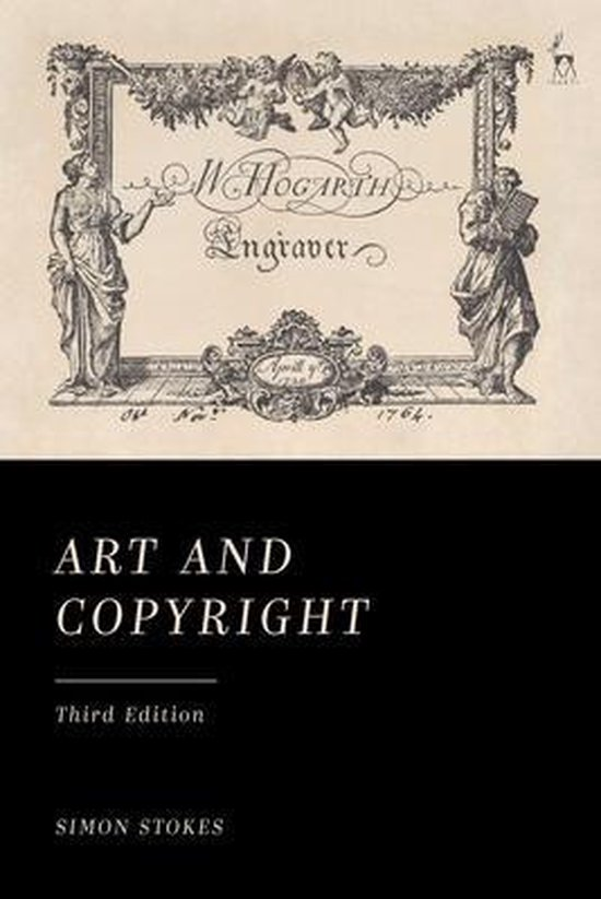 Boek cover Art and Copyright van Mr Simon Stokes (Hardcover)