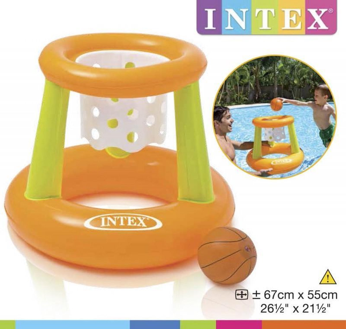 Intex Waterbasket