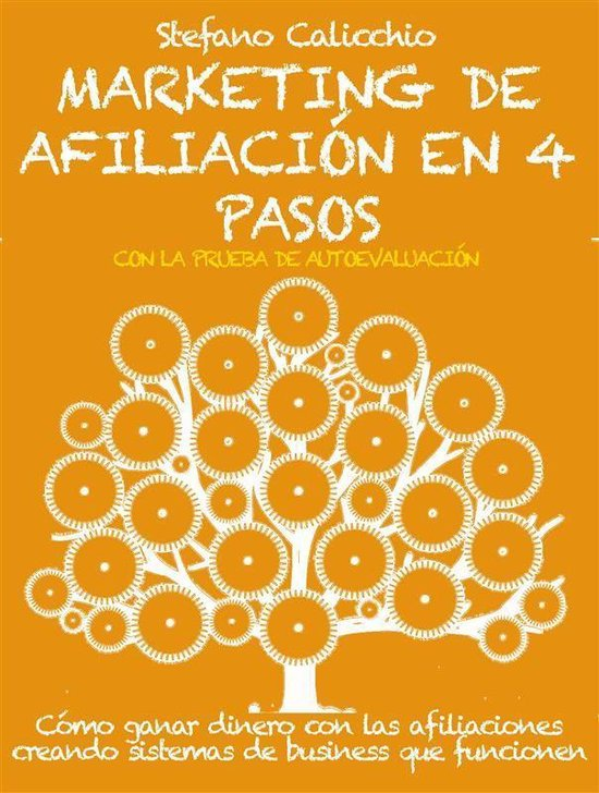 Marketing de afiliacion en 4 pasos