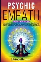 Psychic Empath: This book includes